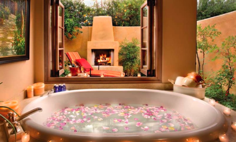 Unique Luxury Spa Treatments