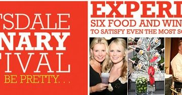 Design the 2010 Scottsdale Culinary Festival Poster and Win $1,000!