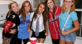 Themed Parties Seen On Every College Campus