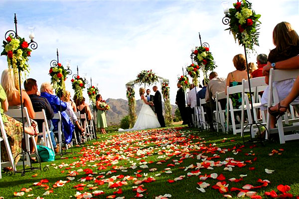 Arizona Country Clubs to Get Married