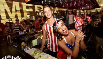 Hottest Fourth of July Party Pics in Metro Phoenix
