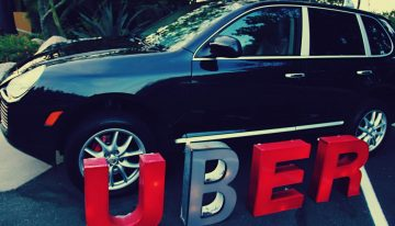 Be Transported in Style With Uber