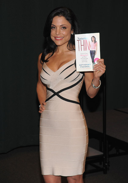 Bethenny Frankel Releases 'Naturally Thin'