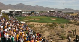 The Place to Be: Bird's Nest at Waste Management Phoenix Open