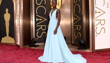 Stunning Red Carpet Dresses From the 2014 Oscars