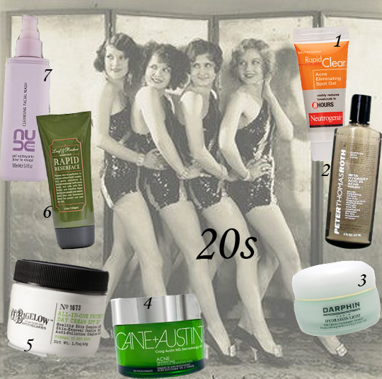 The ultimate skincare guide for your 20s, 30s and 40s