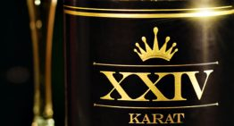 Sip on 24-Karat Gold Leaf With XXIV Karat Grand Cuvée Sparkling Wine