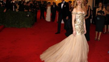 10 of the Most Glamorous Met Gala Dresses Of All Time