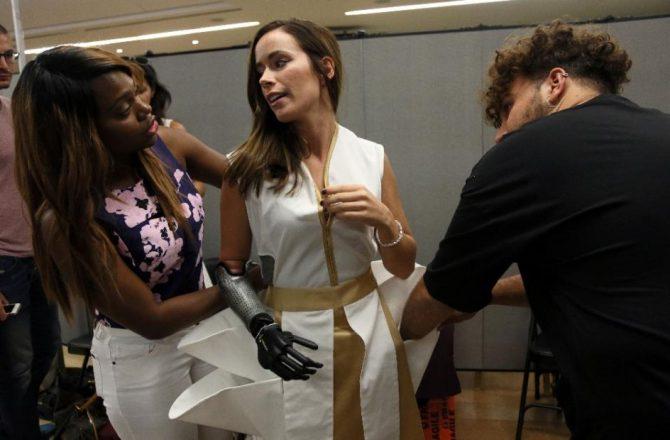 Special Needs Models Shine at New York Fashion Week