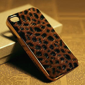 31 Leopard Print iPhone Case Cover for Apple iPhone 5 Horsehair More colors PA041