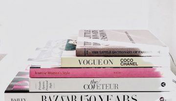 Five Must Have Coffee Table Books for the Fashion Maven