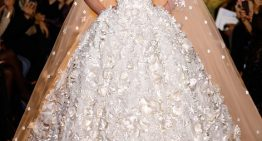 Glamorous New Wedding Dresses For Spring 2015