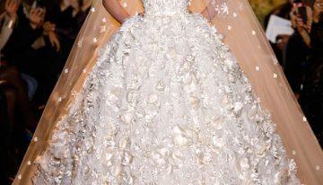 Glamorous New Wedding Dresses For Spring 2015