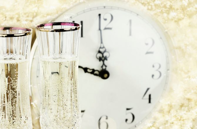 5 Easy to Prepare Low-Calorie Cocktails For New Year's Eve