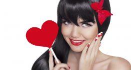 Seven Festive DIY Valentine's Day Nail Art Ideas