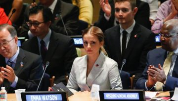 A Powerful Speech on Feminism By Emma Watson