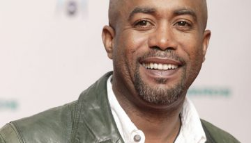 Artist of the Week: Darius Rucker to Perform in Phoenix