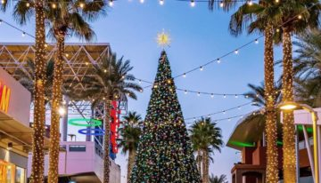 It's Christmas in March at These Valley Shopping Centers