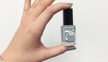 Check Out Trendy New Nail Polish Company 786 Cosmetics & Win Some Product!