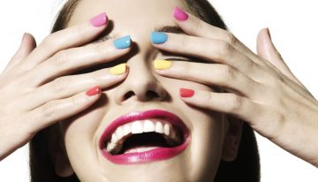 Five of the Most Flirty Spring Nail Colors this Season