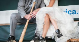 Wedding Theme of the Week: Baseball Theme