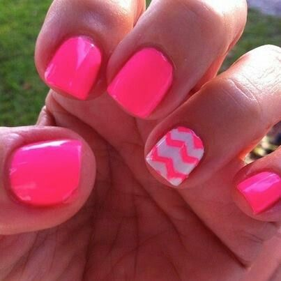 do it yourself sassy summer nail art