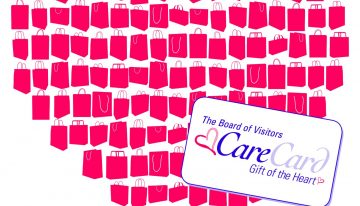 'Shop, Save and Give' With The Board of Visitors' Care Card