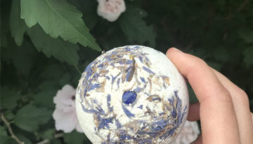 Vital You CBD Bath Bombs ~ Your Baths Will Never Be the Same