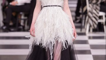 Haute Fall Design Trend: Feathers