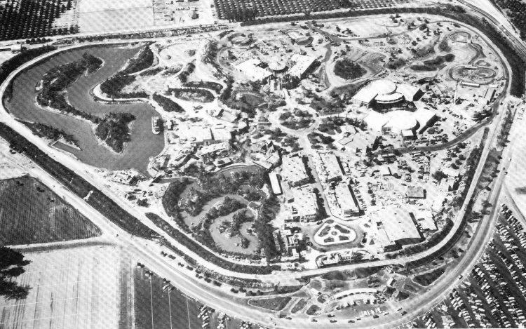Disneyland-1955