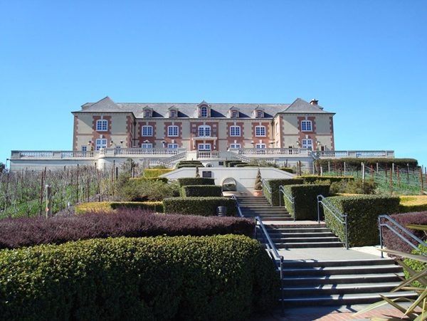 Napa's Domaine Carneros: A Royally Elegant French Winery