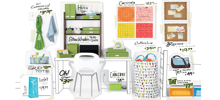 Back To School Dorm Room Essentials - Dorm room essentials