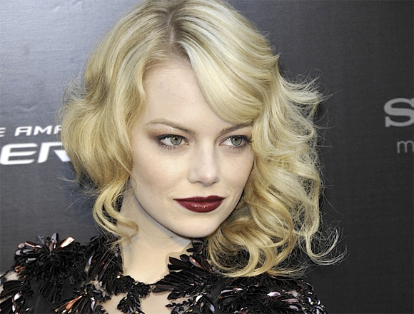 Emma-Stone-Spiderman-Makeup