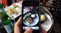 Instagram Your Food for Charity