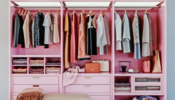 How to Clean Out Your Closet in Five Easy Steps