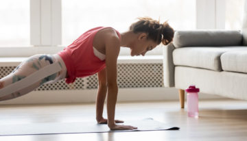 4 Reasons Why You Need to be Exercising At-Home