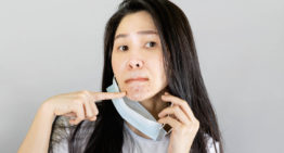 """Tired of Skin Irritation from Face Masks? Here Are a Few Tips & Tricks to Stop """"Mask-ne"""""""