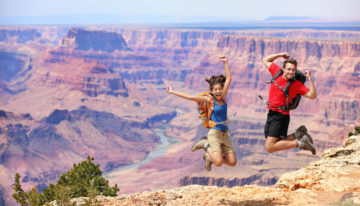 Arizona Ranks 6th in the Nation for National Park Trips