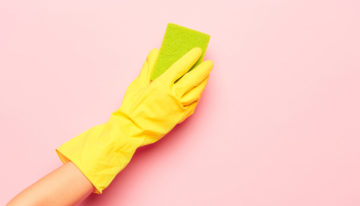 The 5 Most Germy Places in Your Home & How to Clean Them
