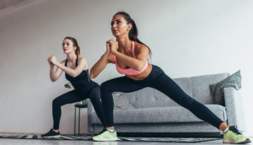 4 Exercises You Should be Doing During At-Home Workouts
