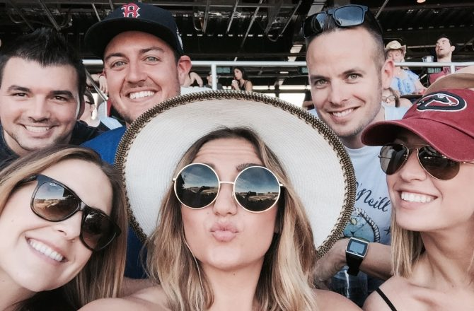 Take the Stress Off: 5 Advantages to Group Dates