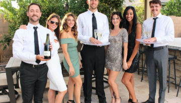 Book Scottsdale Cabana Boys ~ For Your Next Private Event & Pool Party