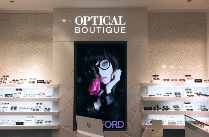 Saks Fifth Avenue Opens First Luxury Optical Boutique of its Kind in Phoenix