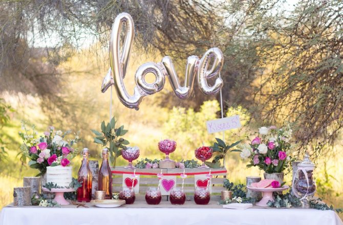 Valentine's Day Party Ideas Your  Guests Are Guaranteed To Fall In Love With