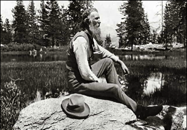 "Why John Muir Really Came Up With The ""Go Green"" Campaign"