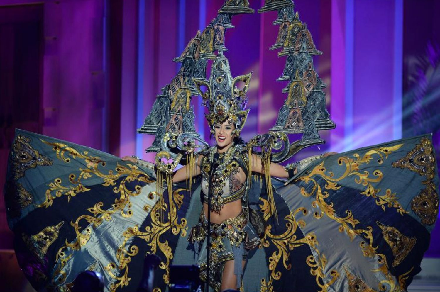 Most Extravagant Miss Universe Contestant Outfits