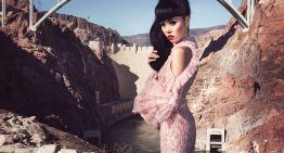 Check Out The Insane Fashion Show Taking Place ON TOP of the Hoover Dam