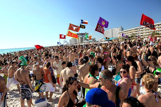 Myrtle Beach Vs Daytona Beach For Spring Break