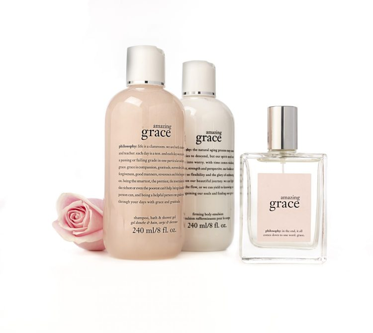 Philosophy 3Pc Amazing Grace Set-$88