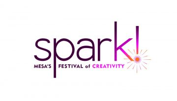 Ignite your creative spark! at Mesa's Festival of Creativity